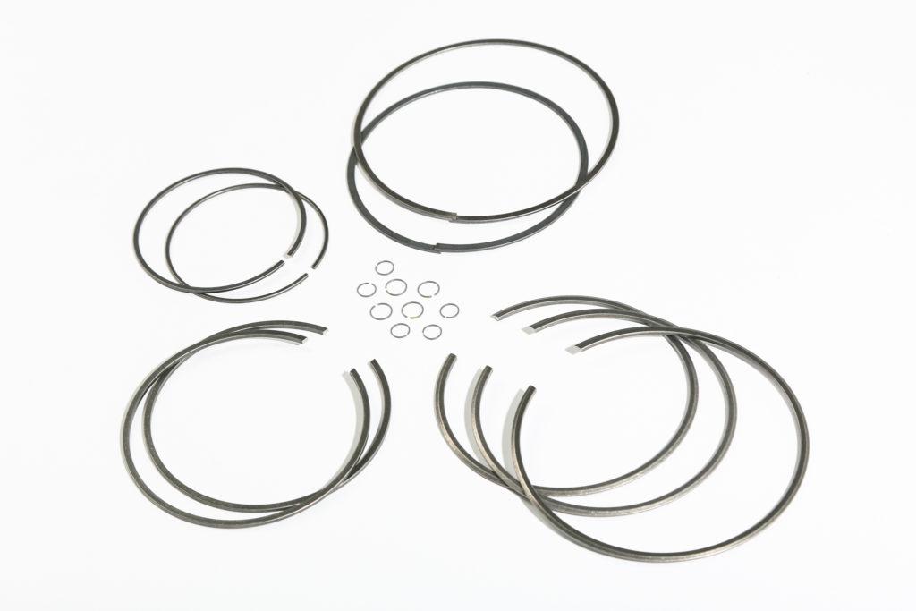 Dynamic Sealing Rings